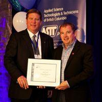 ASTTBC 2013 award