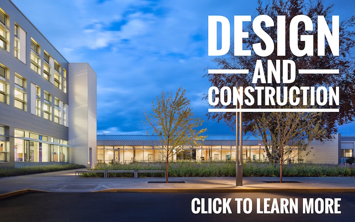 design and construction banner - trades